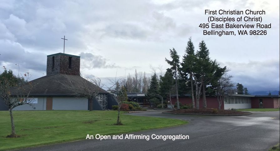 First Christian Church (Disciples of Christ), Bellingham, WA